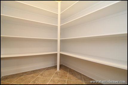 pantry storage plans