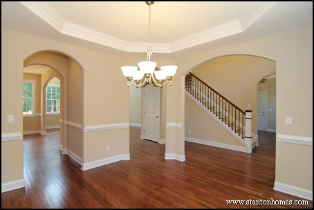 Trey ceilings photos get inspired by chapel hill custom for Custom ceiling designs