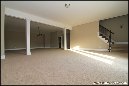 Which is a better investment, a basement or a bonus room? | Raleigh New Homes with a Basement