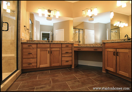 "Master Bathroom His And Hers 12 ""his and her"" master bath designs"