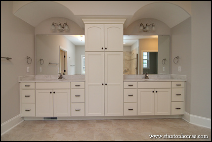 12 Best Master Bath Layouts His And Hers Vanity Designs