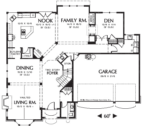 Top 10 floor plans we 39 d love to fix for Mascord plans