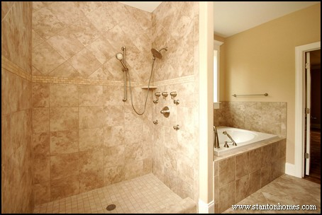 Two Person Shower Design Master Showers Built For