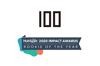 株式会社100(ハンドレッド)が、日本初「Rookie of the Year」を受賞