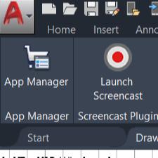 Autodesk AutoCAD Screencast Add-in-4-1