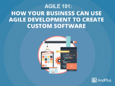 image for the asset titled: Creating Software Products Using Agile