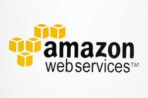 Amazon web services med