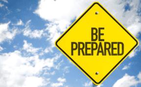 Be Prepared sm