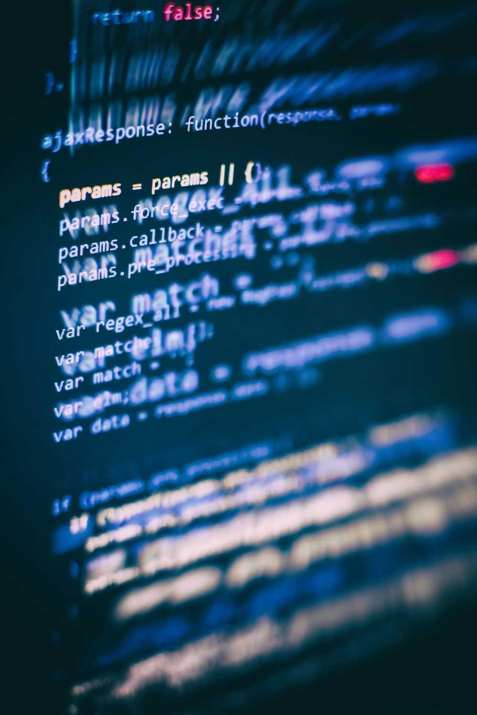 HTML Code Vert - sm