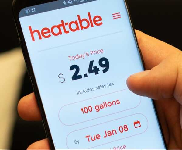 image for the asset titled: Heatable: Mobile E-commerce Application