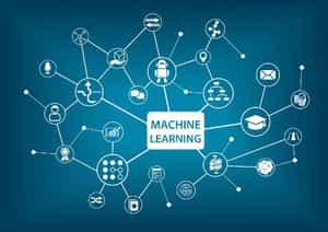 Machine learning diagram