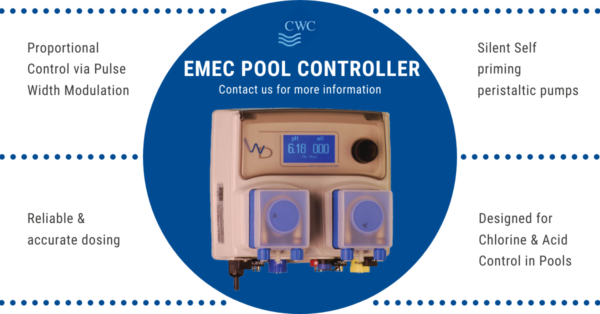 Swimming Pool Chlorine and Acid controllers for domestic use