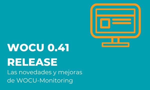 Nuevo Release de WOCU 0.41