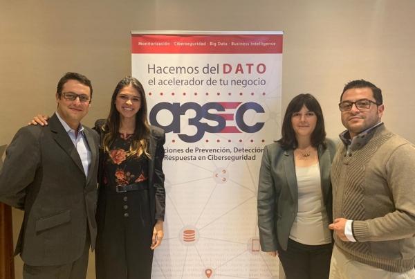 A3Sec participó en el Innovation Latam Colombia 2019