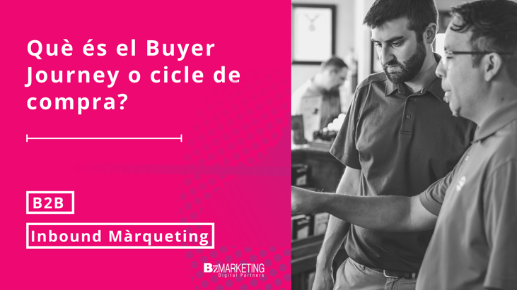 Què és el Buyer Journey o cicle de compra? BizMarketing
