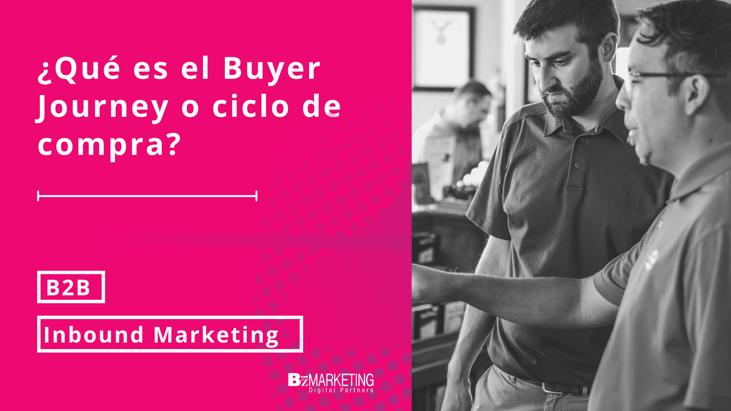 ¿Qué es el Buyer Journey o ciclo de compra? BizMarketing