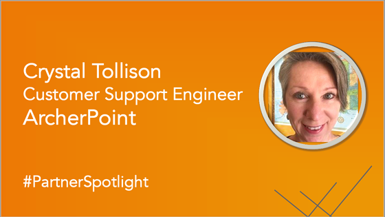 Partner Spotlight: Meet Crystal Tollison from ArcherPoint