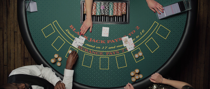 Giving gamers a hand with blackjack - Featured Image