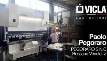 UNE PRESSE .SUPERIOR 170/31 4 AXES VIENT ENRICHIR LE PARC DE MACHINES DE PEGORARO