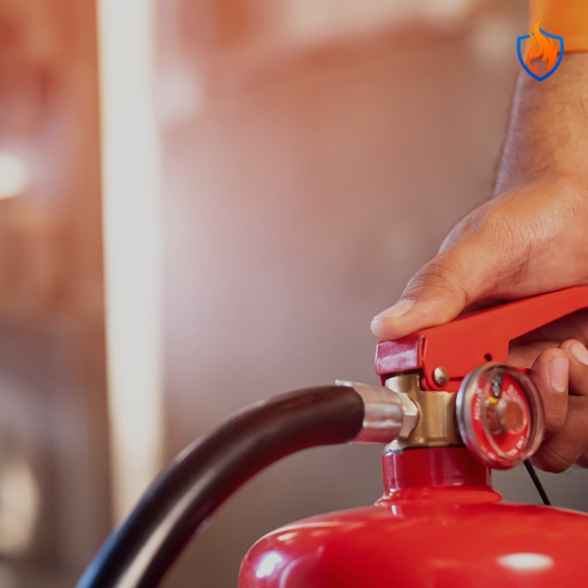 Tips for Operating Your Fire Extinguisher