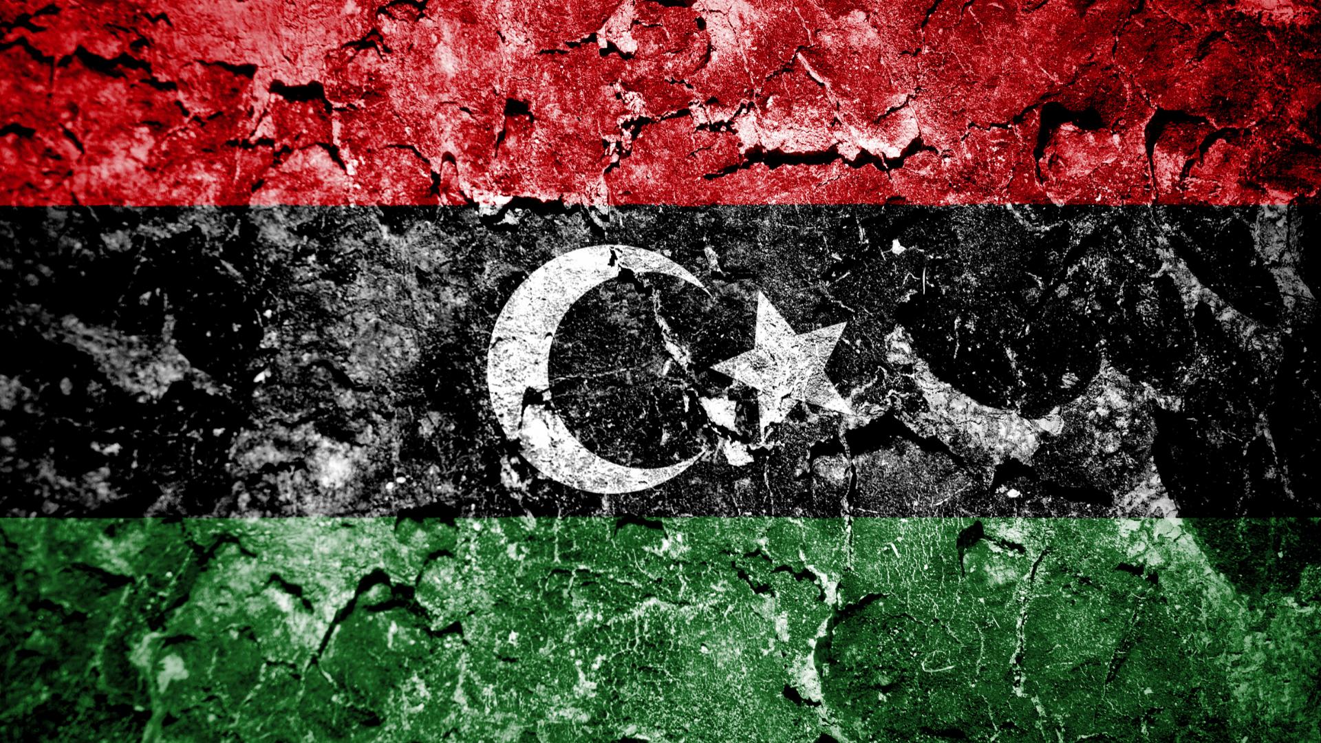 Libya map broken 19