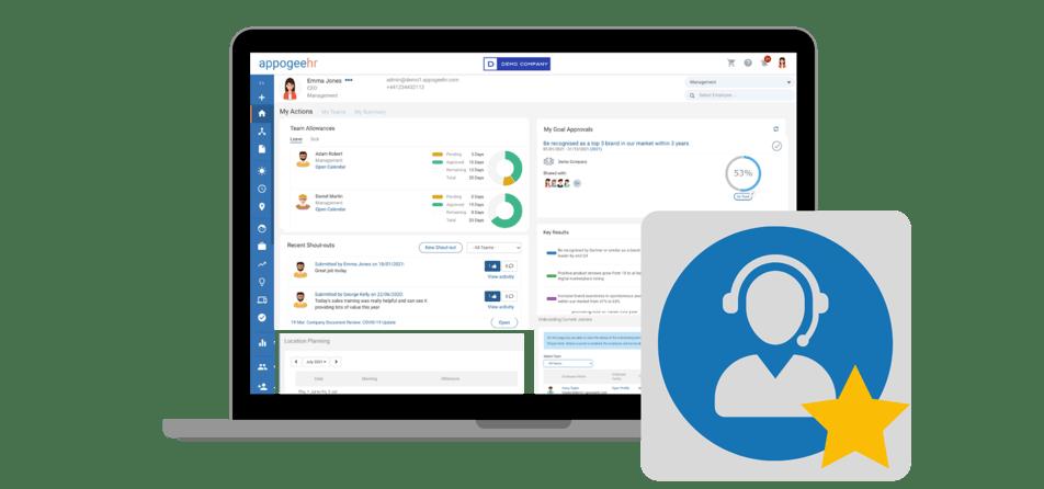Customer success feature