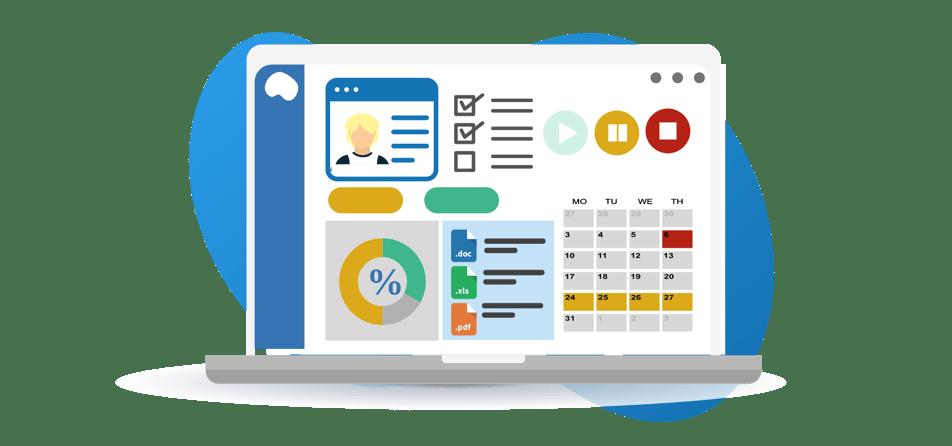 HR essentials homepage feature