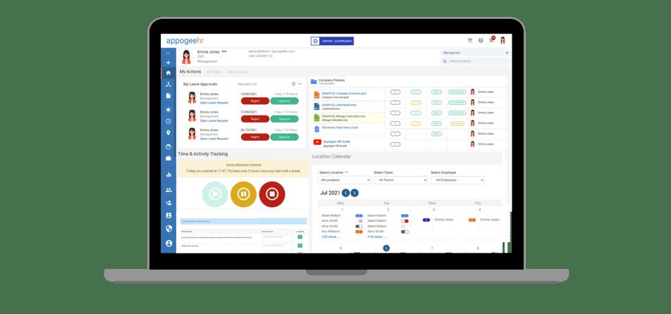 HR software non profits