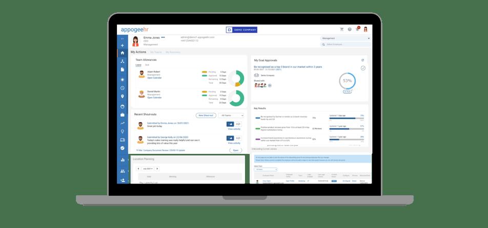 HR success feature