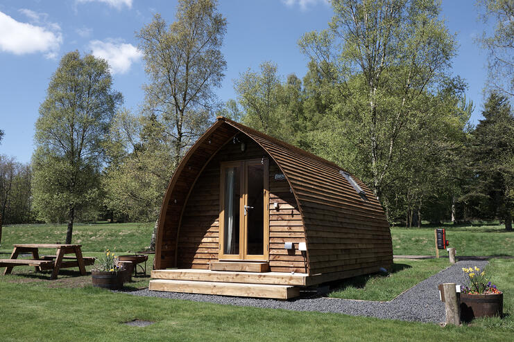 What is a Camping Pod? - Main Image