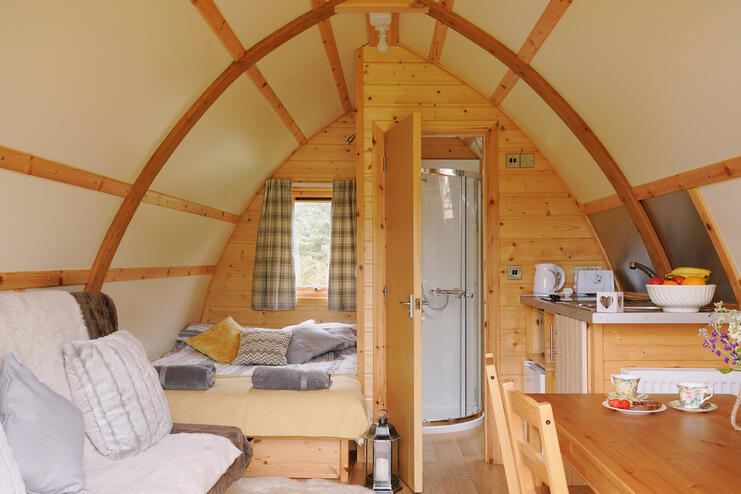 What is a Glamping Pod? - Main Image