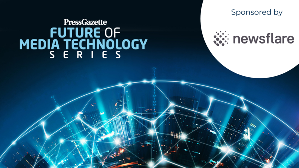 The Future of Media Technology Series banner