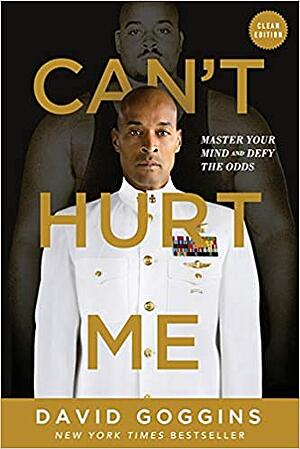Book cover - Cant Hurt Me