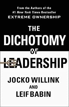 Cover Dichtomy of Leadership