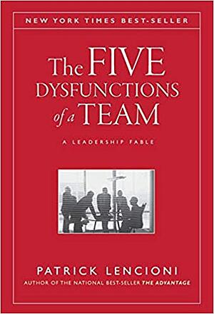 Cover Five Dysfunctions