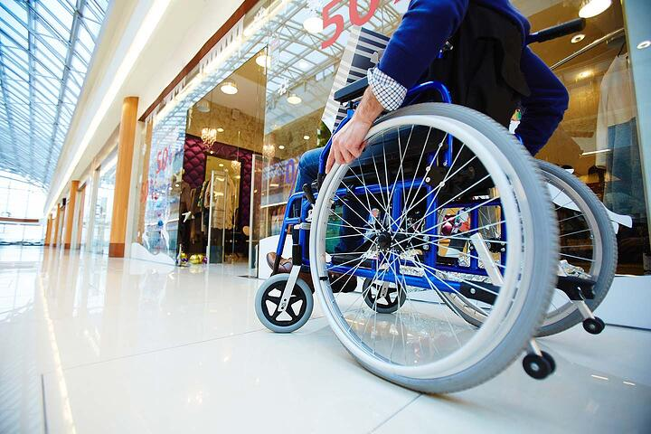 Creating Accessibility in a Shop or Retail Setting