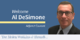 Welcome Al DeSimone to TW&B