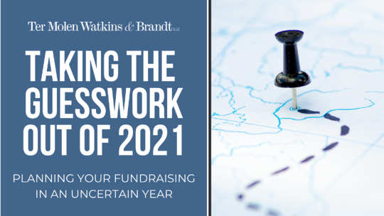 Take the Guess Work out of 2021 Fundraising
