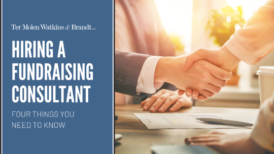 Hiring a Fundraising Consultant | Find the Best Consultant for your Nonprofit