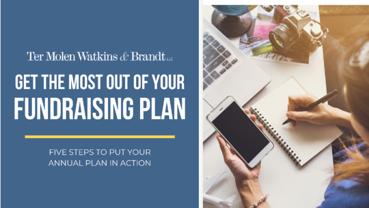 How to Get the Most Out of Your Fundraising Plan