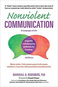 Cover - Nonviolent Communication