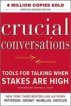 Cover Crucial Conversations
