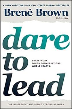 Dare to Lead cover