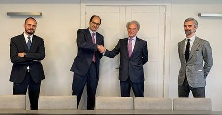 Llerandi Riesgos y Seguros fortalece su posición integrándose en March R.S.