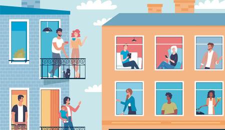 Los seguros para comunidades de propietarios más beneficiosos