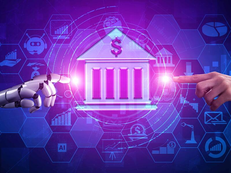 5 Ways AI Can Help the Financial Industry