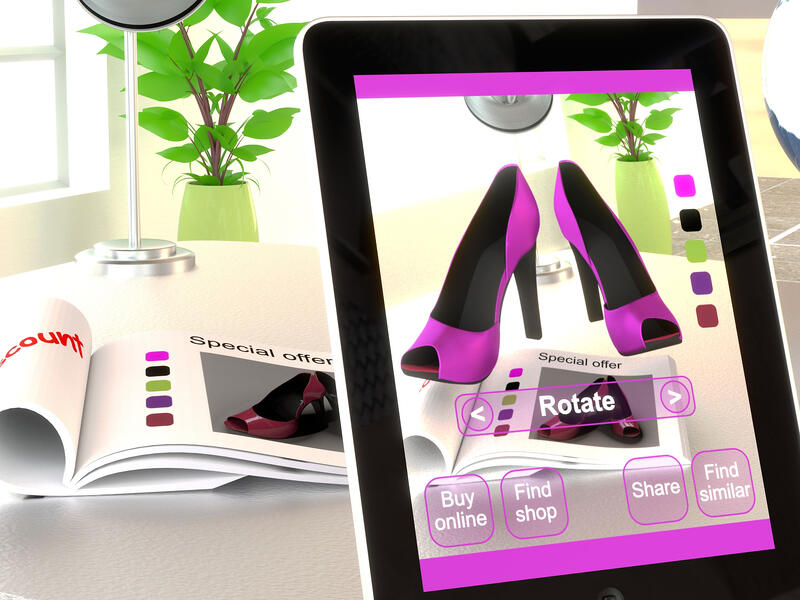 Augmented Reality Drives Bottom-Line Results for Retailers