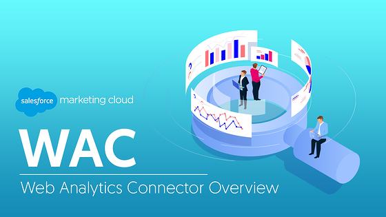 Marketing Cloud Web Analytics Connector