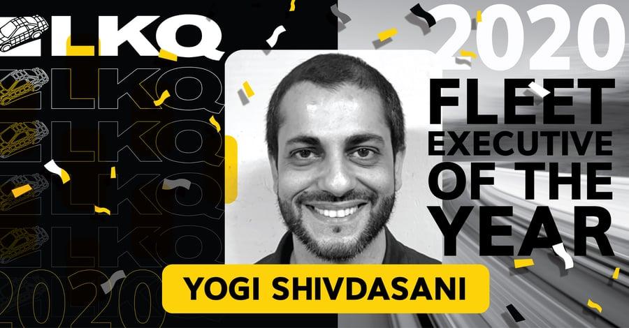 Meet Yogi Shivdasani, 2020 Fleet Executive of the Year