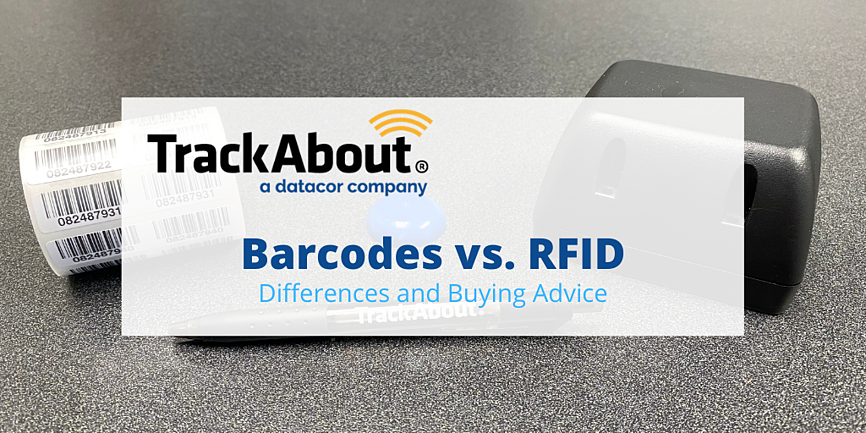 Barcode Tracking vs. RFID Tracking for Managing Returnable Containers